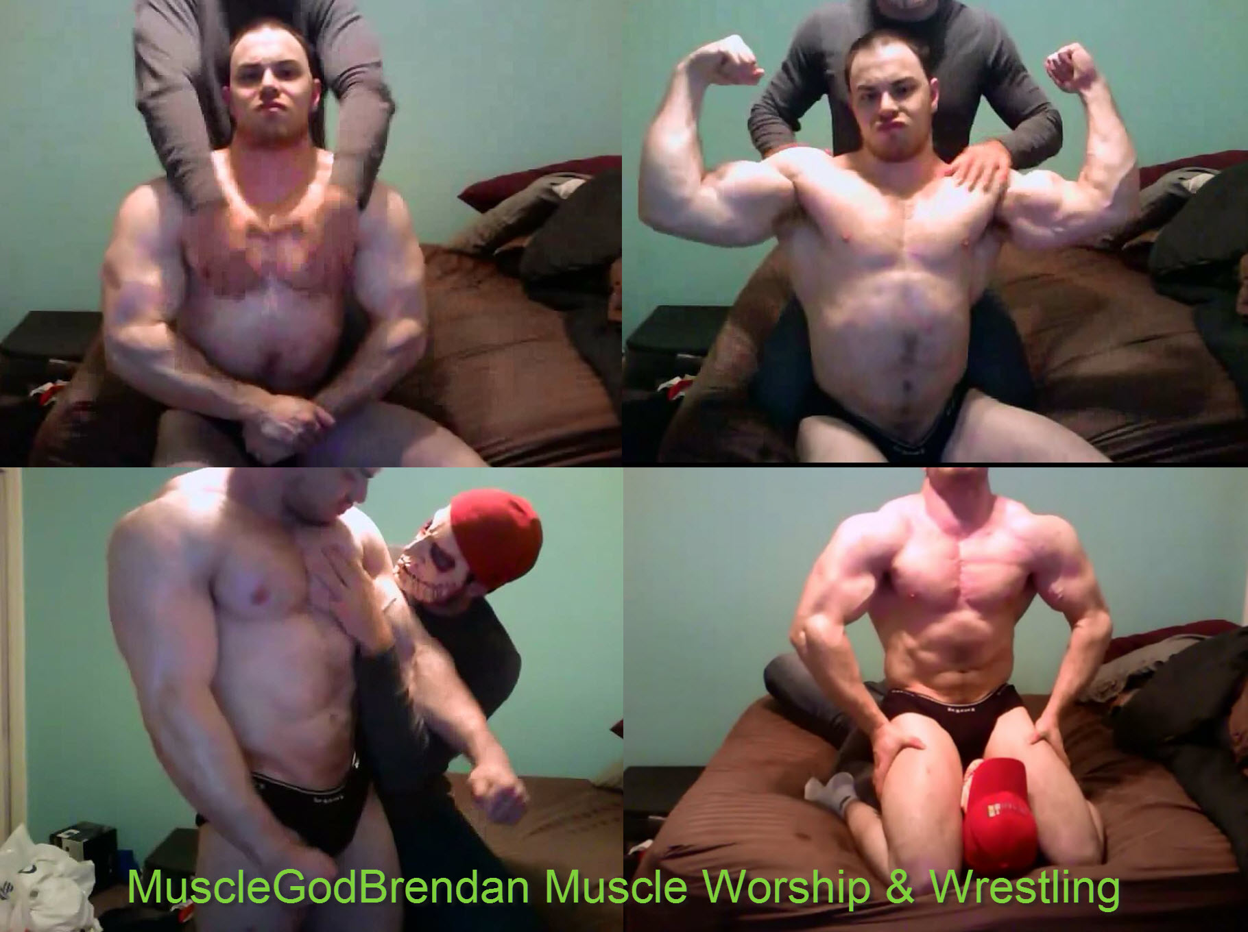 twink submission Muscle